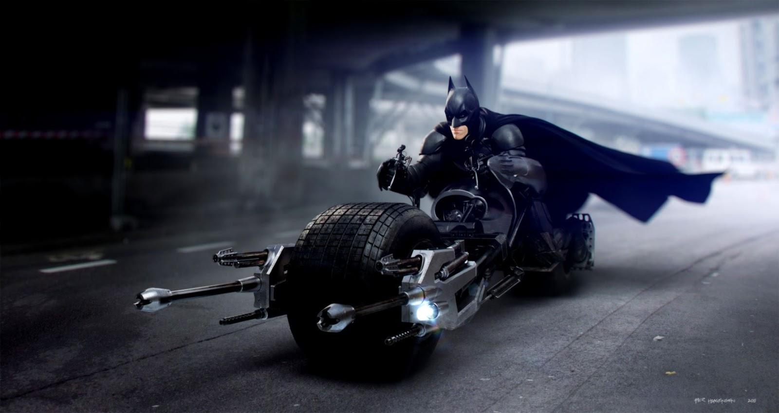 Bat Pod Moto Batman Dark Knight Rises Wallpaper Opera