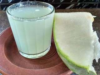 Liquid Sunshine (Green Juice) - Ash gourd