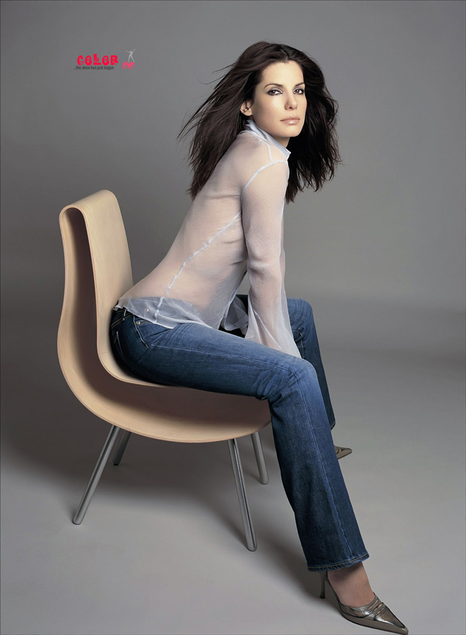 sandra bullock sexy look - photo #12