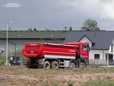 MAN TGS 41.440, KH-KIPPER, AUTOSTRADA-POLSKA