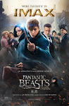 Pelicula Animales Fantásticos y Dónde Encontrarlos (Fantastic Beasts and Where to Find Them) (2016)