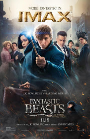 Animales Fantásticos y Dónde Encontrarlos (Fantastic Beasts and Where to Find Them) (2016)