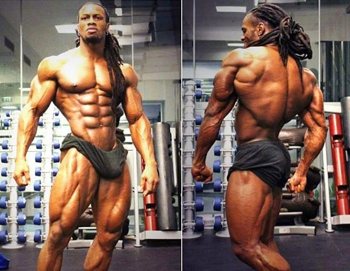do natural bodybuilders use steroids
