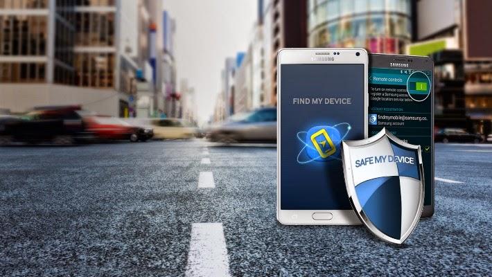 Localizza il tuo smartphone Samsung con Find My Device