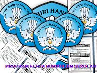 Program Kerja Kurikulum Sekolah