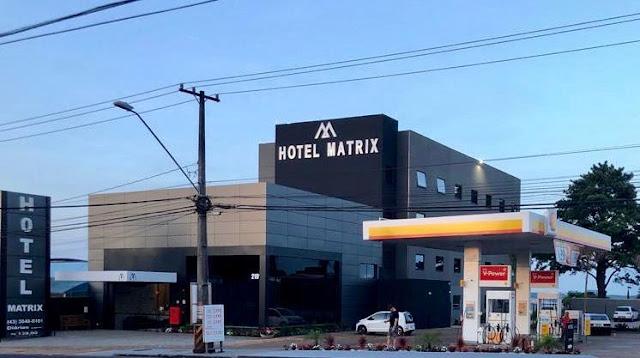 HOTEL MATRIX PARA APUCARANA E TODA REGIÃO