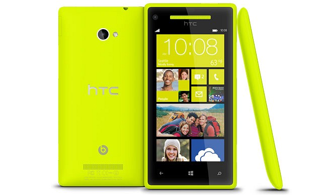 Windows Phone 8X by HTCWindows Phone 8X by HTC