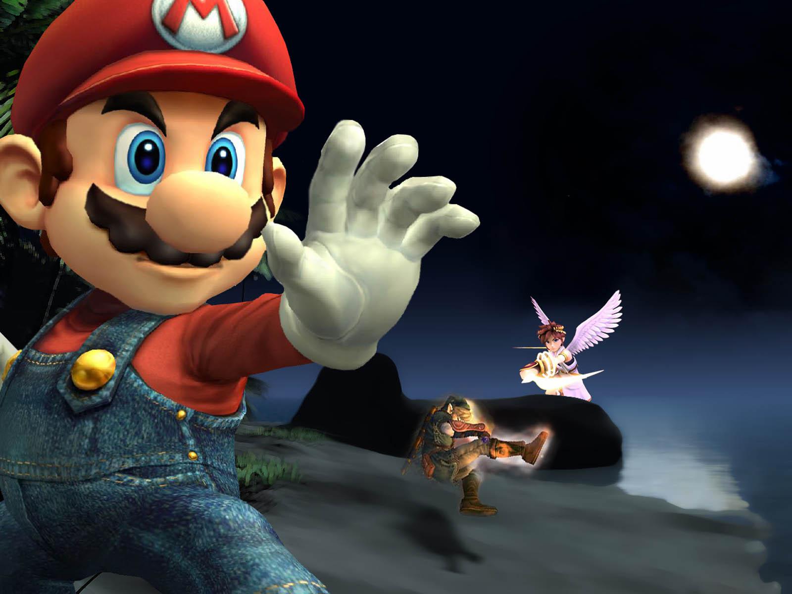 Mario Desktop Backgrounds: Wallpapers: Super Mario Wallpapers