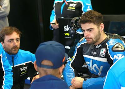 Tim Rossi Ribut dengan Pembalap Sendiri, Berujung Larangan Balap