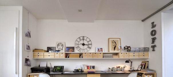home challenge un bureau chez soi. Black Bedroom Furniture Sets. Home Design Ideas