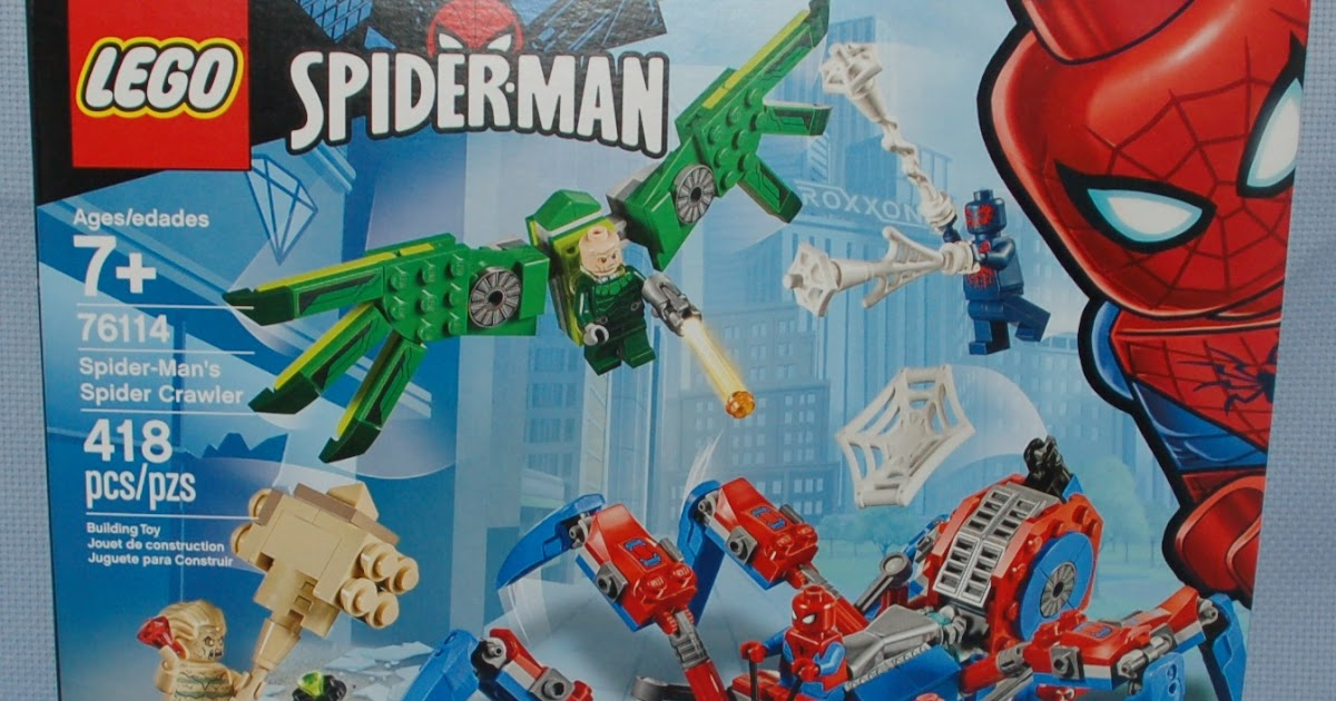The Crawler Spider Mobile Frame GarageReview76114 Man's 80nNwm