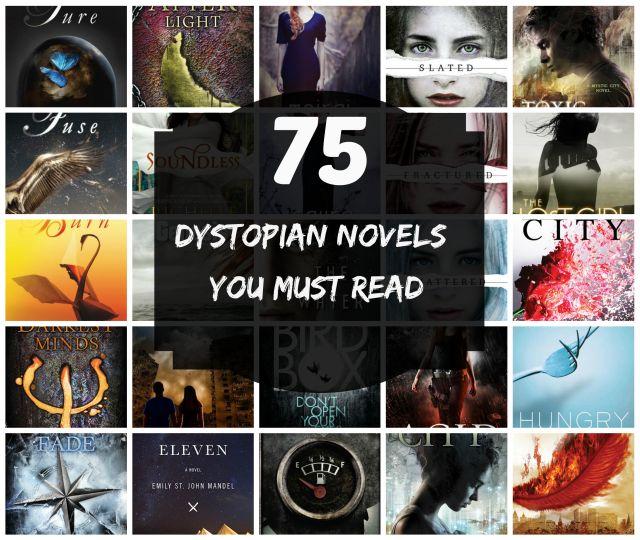 75 Dystopian Novels You Must Read Xx Chromosomes