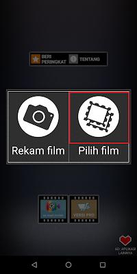 Klik Pilih Film.