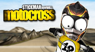 Download Stickman Downhill Motocross Mod Apk