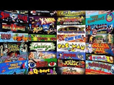 emuladores arcade