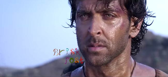 Hrithik Roshan as Sarman in Mohenjo Daro close up still