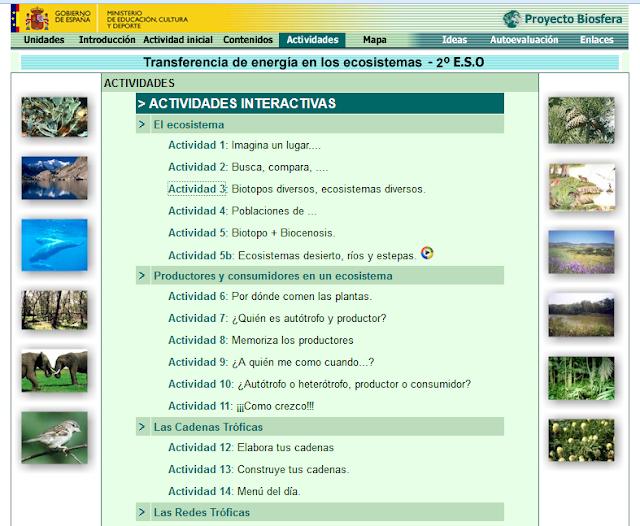 http://recursostic.educacion.es/ciencias/biosfera/web/alumno/2ESO/Energia_ecosistemas/actividades.htm