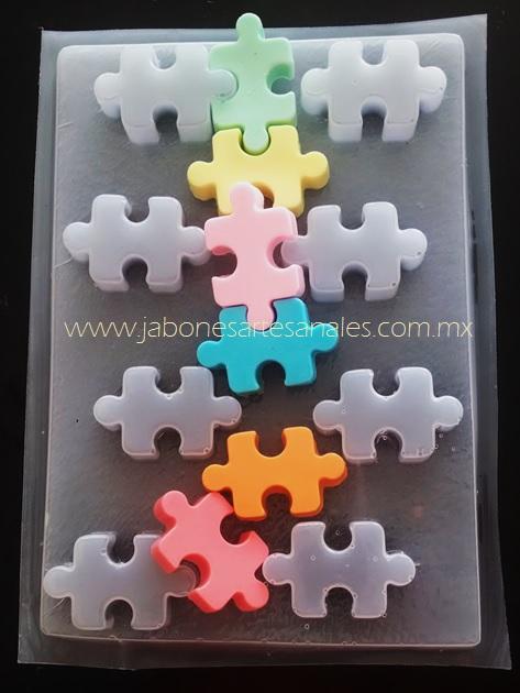 Jabones artesanales e insumos alei - Puzzles decorativos ...