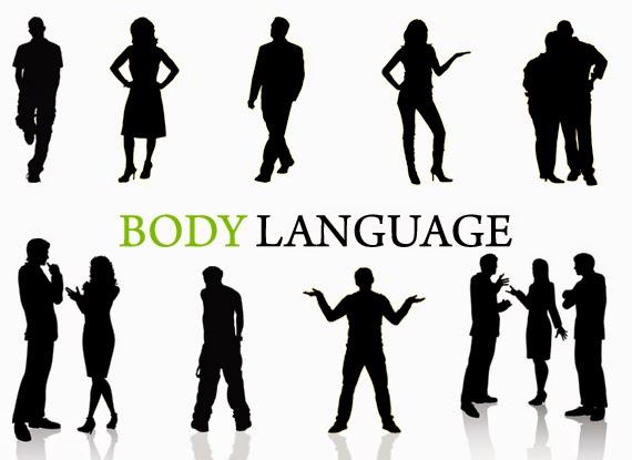 Bahasa tubuh dalam kehidupan sehari-hari