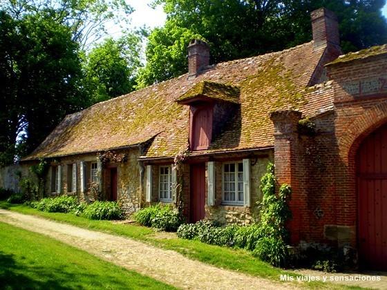 Gerberoy, un pueblo considerado de los más bellos de Francia