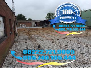 Jasa trowel lantai beton aplikasi tabur floor hardener lantai spesialis floor hardener beton