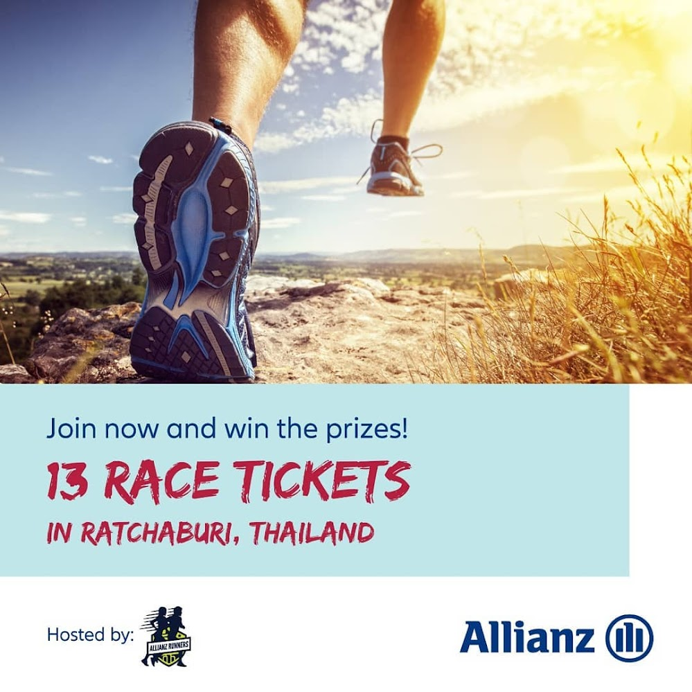 Allianz World Run - Ratchaburi • 2018