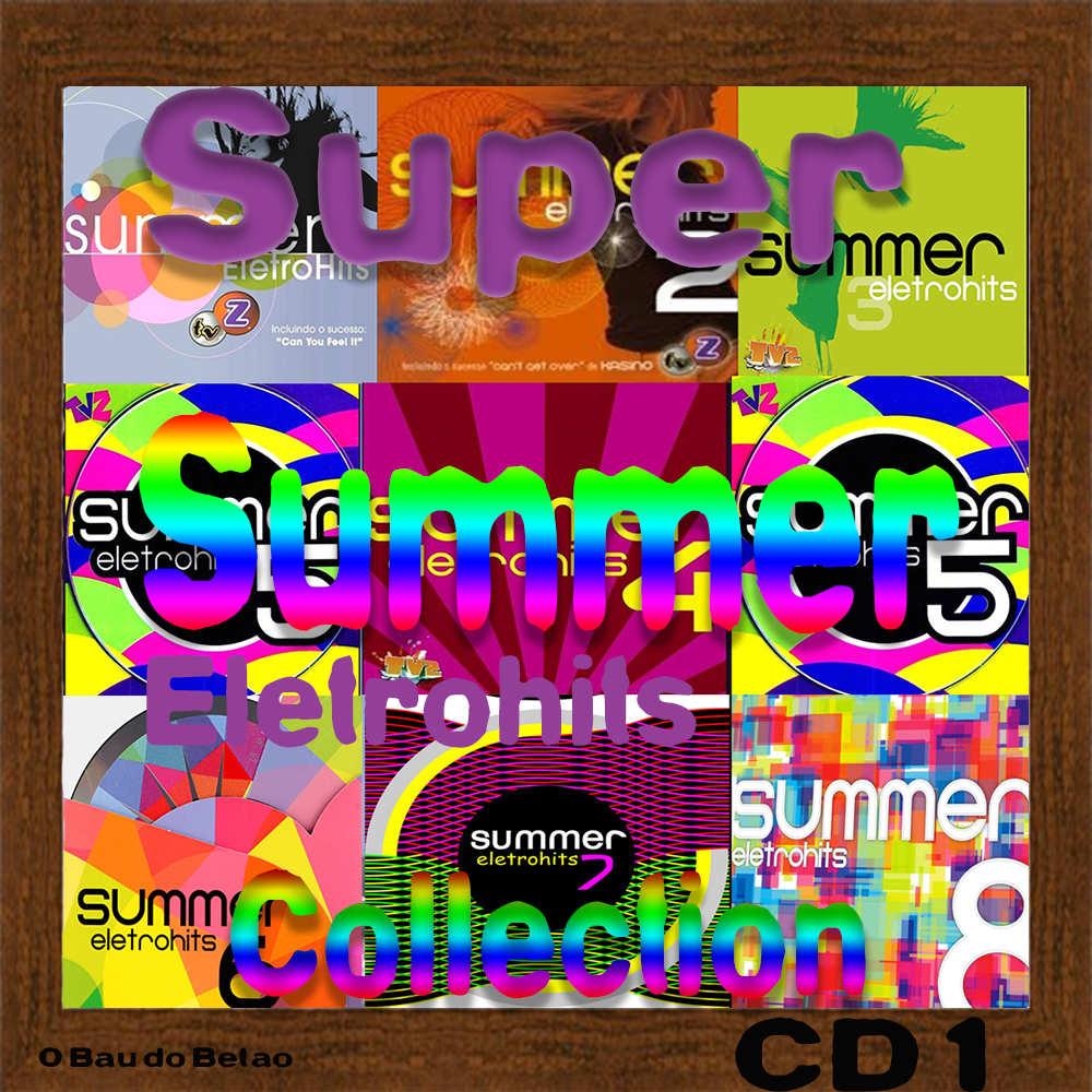 5 GRATIS O GRÁTIS CD DOWNLOAD ELETROHITS SUMMER