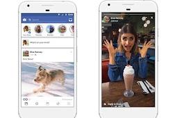 Fitur Baru Story Facebook Akan Mengalahkan Snapchat!