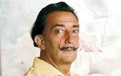 Salvador Dalí, festészet, művészetek, Spanyolország, DNS-vizsgálat, Pilar Abel