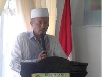 Bimas Islam Kemenag Kep. Aru Selenggarakan Pembinaan Dan Pengelolaan Zakat