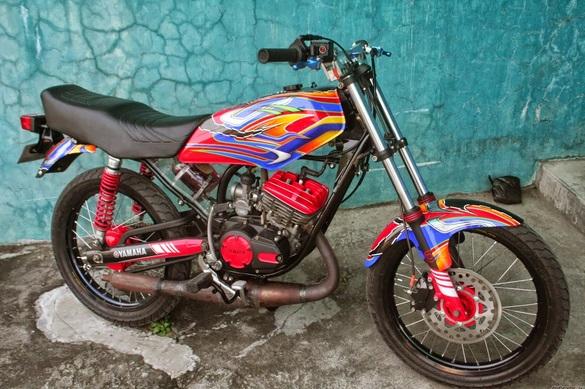 motor drag rx king cobra