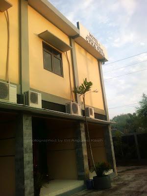 Hotel Cyka Raya Wonosari