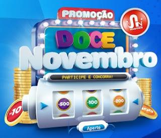 Cadastrar Promoção Nagumo Supermercados 2017 Doce Novembro