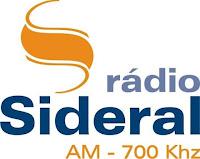Rádio Sideral AM 700 de Getúlio Vargas RS