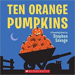 Ten Orange Pumpkins book- perfect for fall