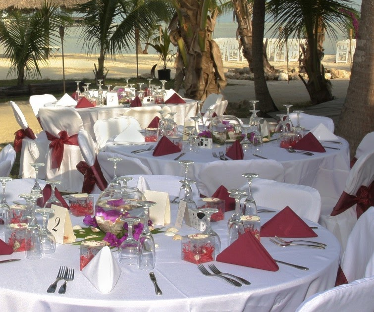 Best Wedding Decorations: Best Beach Wedding Table