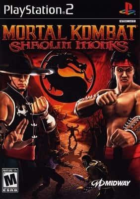 Baixar Mortal Kombat: Shaolin Monks PS2 PT-BR Torrent (Free)