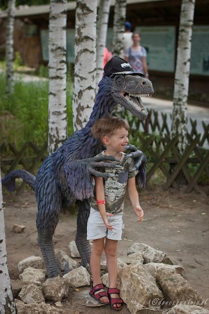 dinopark, park jurajski, bałtów