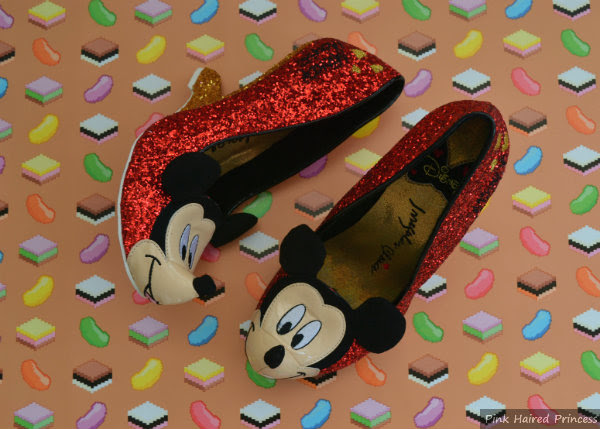 disney irregular choice oh boy
