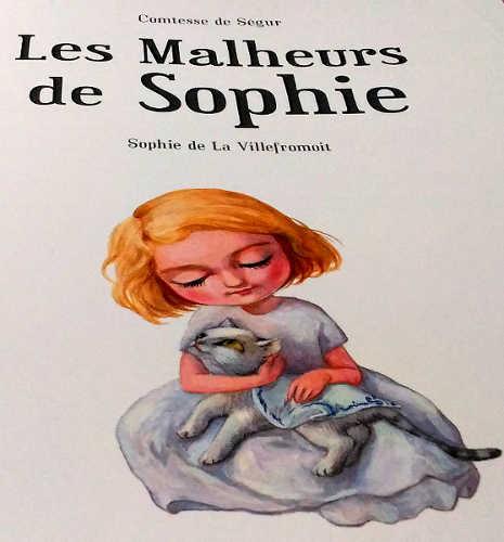 Les Malheurs de Sophie Comtesse de Ségur Seuil Jeunesse