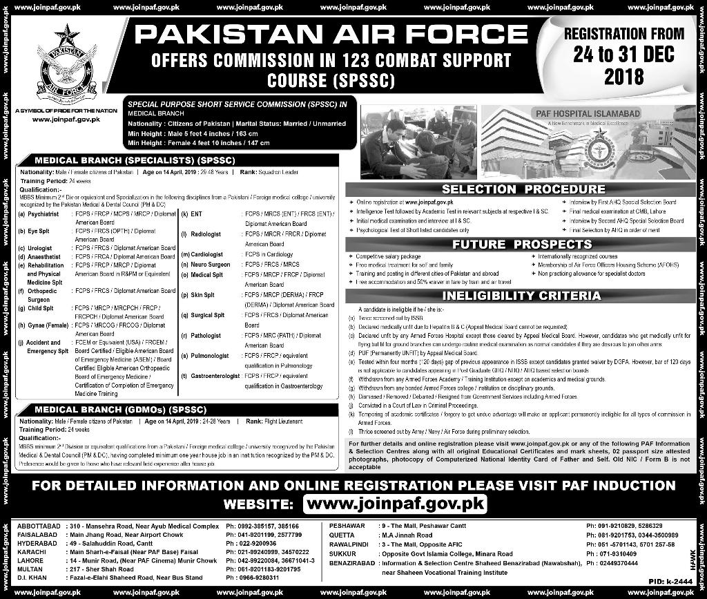 pakistan air force jobs 2019 after matric  pak air force jobs 2019  www.paf.gov.pk jobs 2019  paf jobs 2018 civilian  paf jobs 2018 matric base  pakistan air force jobs 2018 12th pass  pak air force jobs 2018-19 matric base  paf jobs 2018 for females