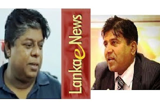 Legal Action against Lanka e news website owner  Sandaruwan