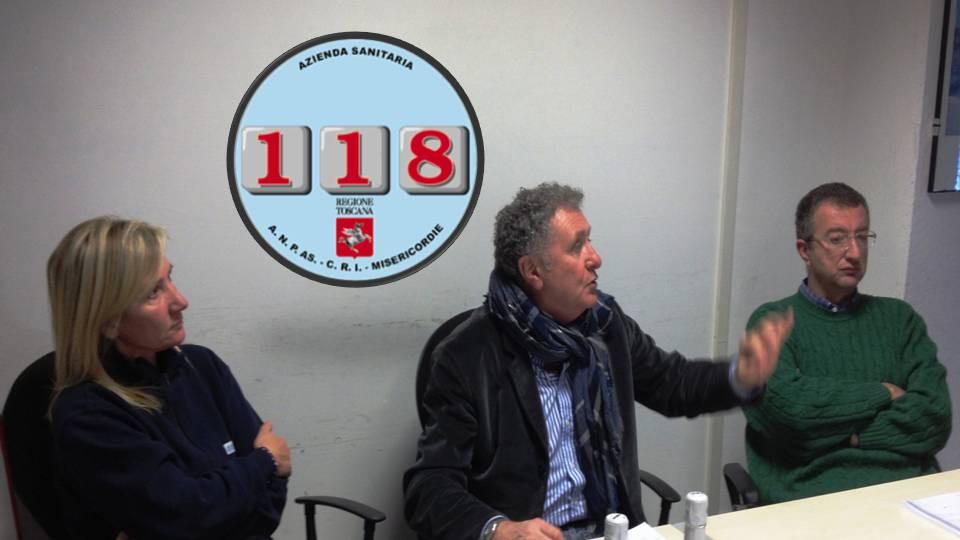 Buon Natale 118.Dipartimento Emergenza Urgenza Arezzo 2012