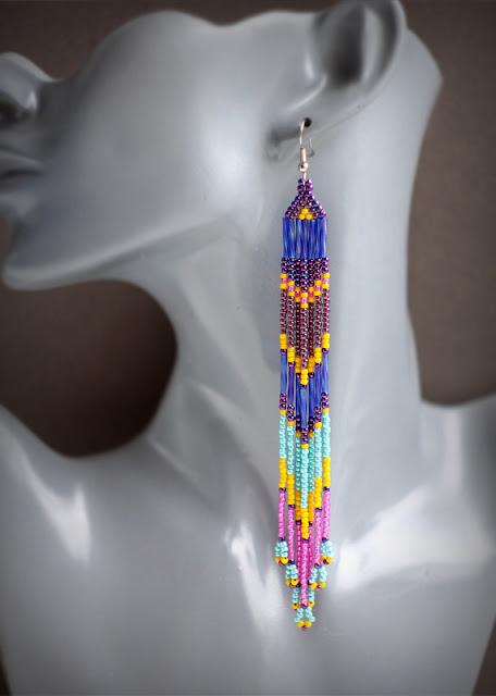 купить украшения из бисера в интернет магазине  сайт изделий ручной работы