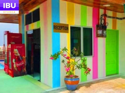 Mabohai Resort Klebang Melaka reception