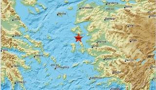 Σεισμός 6,1 Ρίχτερ στη Μυτιλήνη. Τραυματιές και ζημιές
