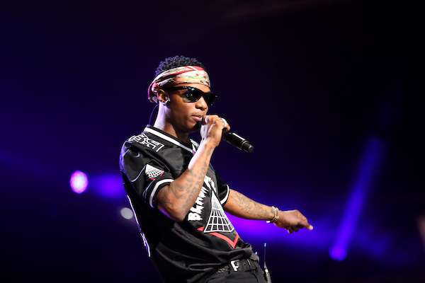 Don't bother coming to Uganda, Wizkid told