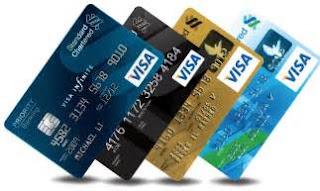 gambar kartu kredit