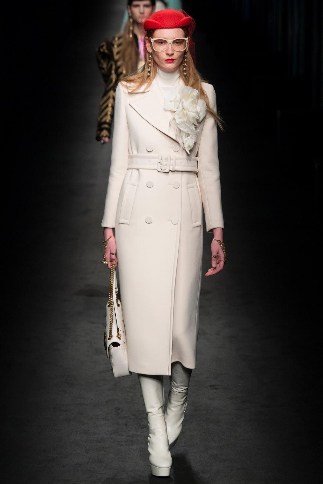 Fashion runway gucci fall 2016 ready to wear milan for Gucci milan fashion week