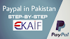 How to create verified paypal account in pakistan?